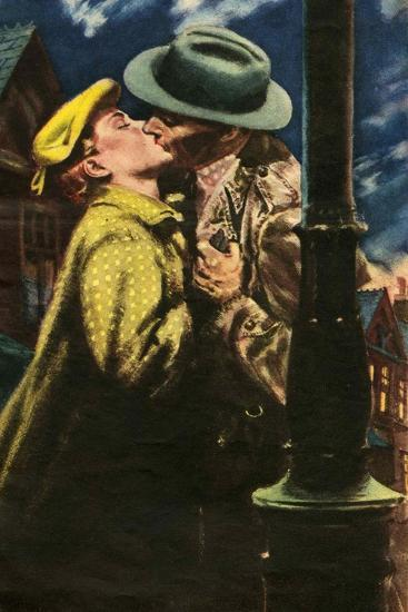 Illustration from 'John Bull', 1952--Giclee Print
