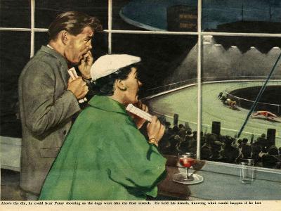 Illustration from 'John Bull', 1953--Giclee Print