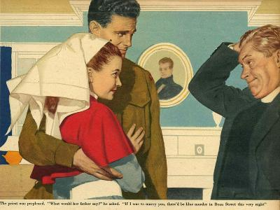 Illustration from 'John Bull', 1954--Giclee Print