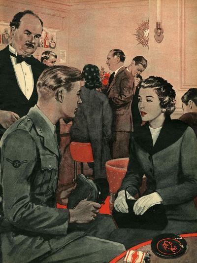 Illustration from 'John Bull', 1955--Giclee Print