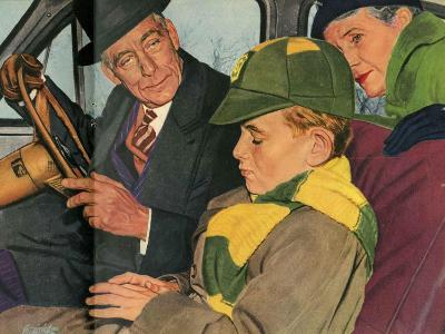 Illustration from 'John Bull', 1957--Giclee Print