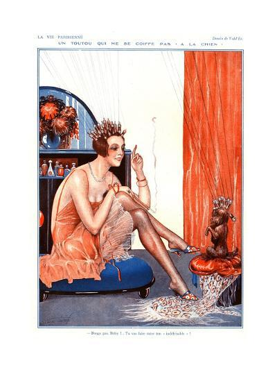 Illustration from La Vie Parisienne, 1920s--Giclee Print