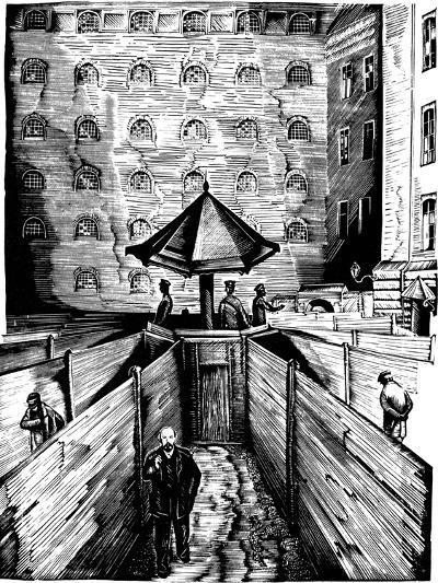 Illustration from the Book Lenin's Life, 1936-Piotr Nicholaevich Staronosov-Giclee Print
