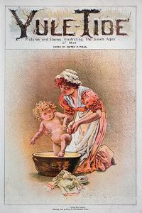 Illustration from Yuletide, 1882