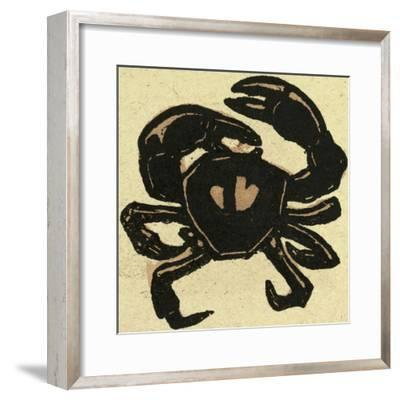 Illustration of English Tales Folk Tales and Ballads, a Crab--Framed Giclee Print