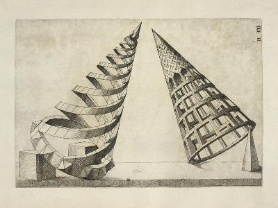 Illustration Of Sculpture-Wenzel Jamnitzer-Giclee Print