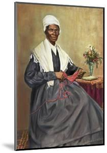 Illustration of Sojourner Truth after a Photograph