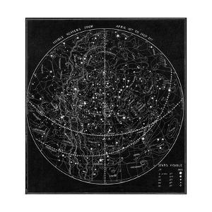 Illustration of the Constellations