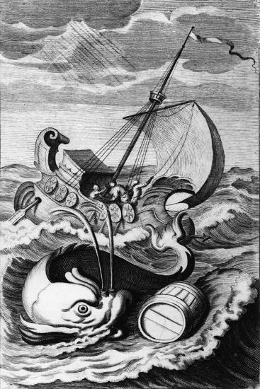 """Illustration Taken from """"A Tale of Tub"""", Engraved by John Sturt, 1704--Giclee Print"""