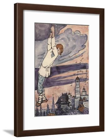 Illustration to the The Tale Synko-Philipko-Elena Dmitryevna Polenova-Framed Giclee Print