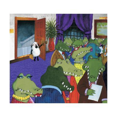 Illustration-W.B. Park-Premium Giclee Print