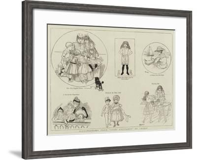 Illustrations from Joies D'Enfants--Framed Giclee Print