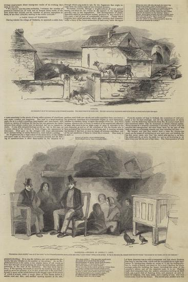 Illustrations of Daniel O'Connell's Tenantry--Giclee Print