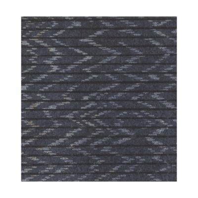 Illustrations of Textured Zigzags and Hatch Mark Stripes--Art Print