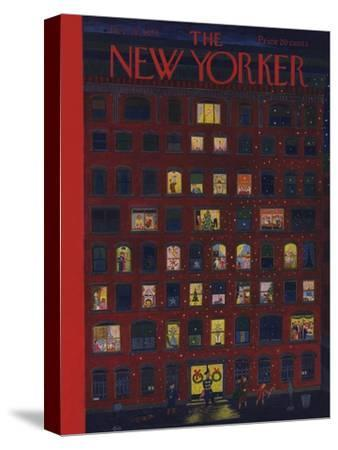 The New Yorker Cover - December 26, 1953