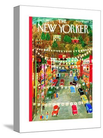 The New Yorker Cover - December 9, 1950