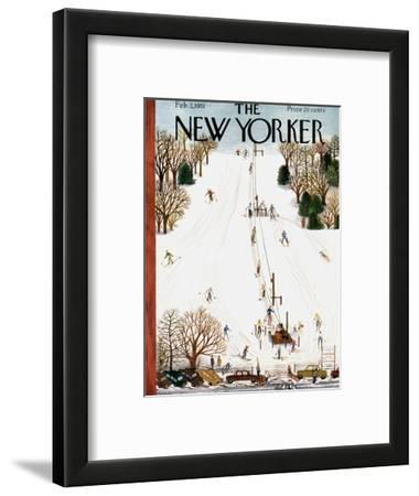 The New Yorker Cover - February 3, 1951