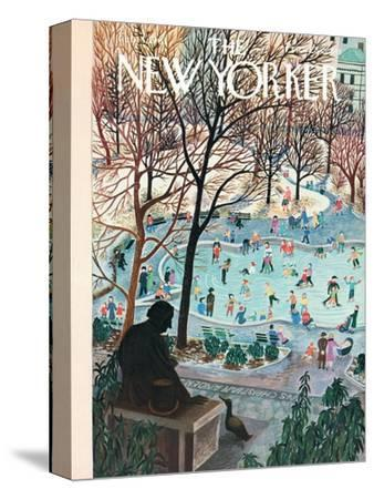 The New Yorker Cover - February 4, 1961