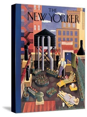 The New Yorker Cover - July 19, 1941