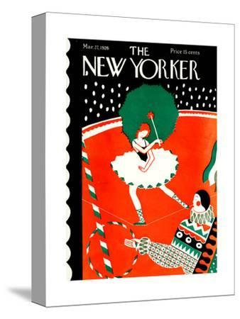 The New Yorker Cover - March 27, 1926
