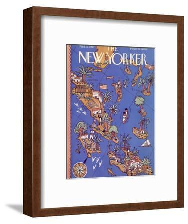 The New Yorker Cover - March 5, 1927