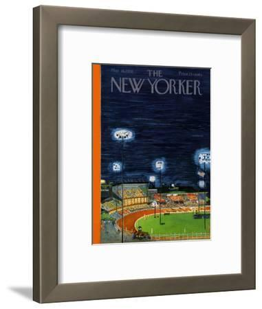 The New Yorker Cover - May 16, 1959