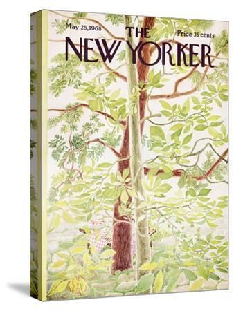 The New Yorker Cover - May 25, 1968