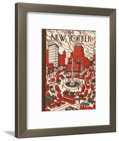 The New Yorker Cover - May 30, 1925
