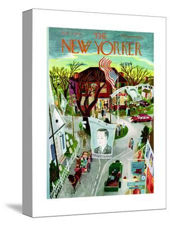 The New Yorker Cover - November 2, 1946