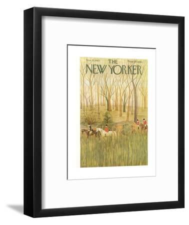 The New Yorker Cover - November 23, 1963