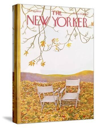The New Yorker Cover - October 17, 1964