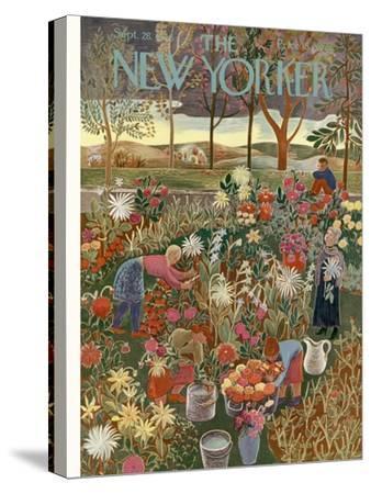 The New Yorker Cover - September 28, 1946