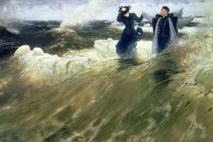 """What Freedom!"" 1903 by Ilya Efimovich Repin"