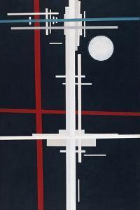 Suprematist Composition, 1923 by Ilya Grigoryevich Chashnik