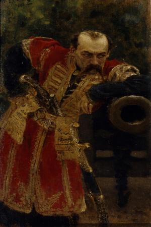 Colonel of the Zaporizhian Host, 1880