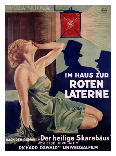 Im Haus Zur Roten Laterne-Hans Neumann-Giclee Print