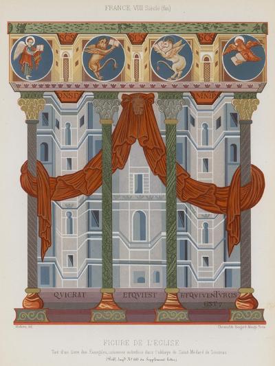 Image of a Church--Giclee Print