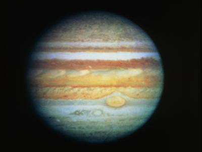 Image of Jupiter Taken with the Hubble Telescope--Photographic Print