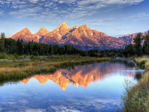 Schwabacher's Landing by Images by Steve Skinner Photography