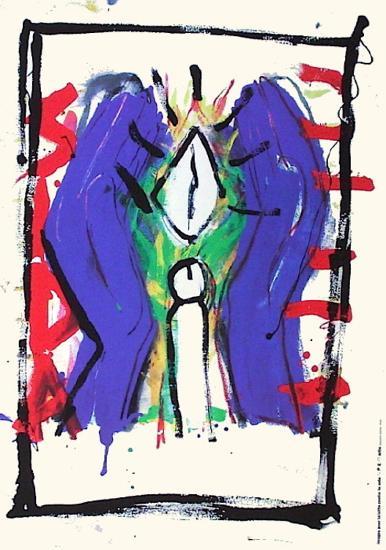 Images pour la lutte contre le sida-Paul Br?hwiler-Collectable Print