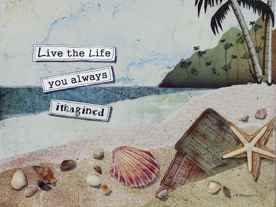 Imaginary Life-Let Your Art Soar-Giclee Print