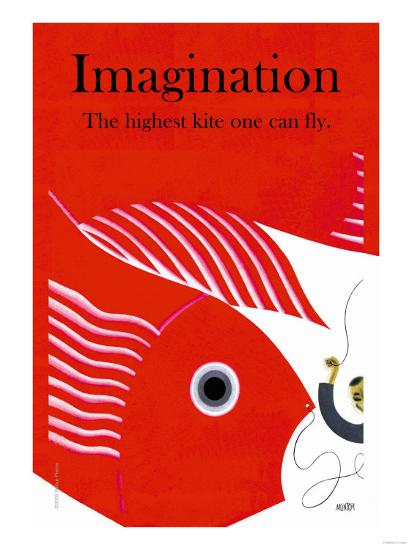 Imagination--Art Print