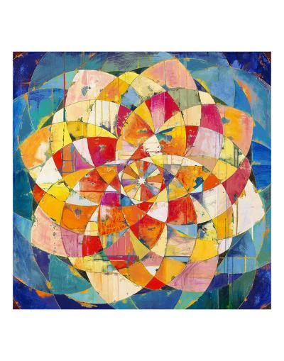 Imagine This Is Your Radiant Heart-James Wyper-Art Print