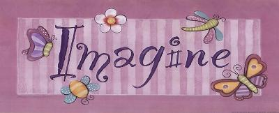 Imagine-Stephanie Marrott-Art Print