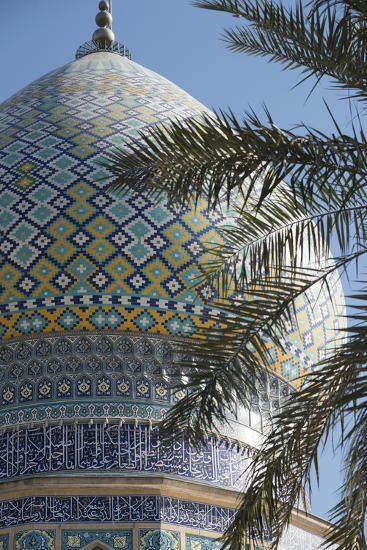 Imamzadeh Ye Ali Ebn E Hamze Shrine, Shiraz, Iran, Western Asia-Eitan Simanor-Photographic Print