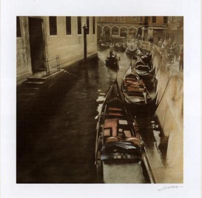 Imbarcadero-Antonio Sgarbossa-Art Print