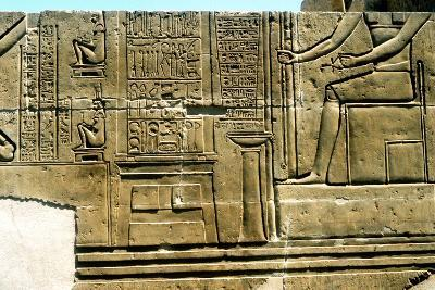 Imhotep, Ancient Egyptian Physician--Photographic Print
