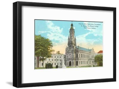 Immaculate Conception Church, Terre Haute, Indiana