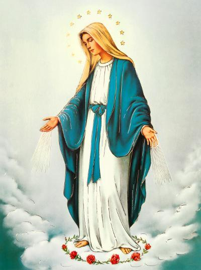Immaculate Conception--Art Print