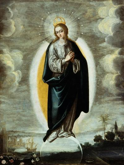 Immaculate Conception-Francisco Pacheco-Giclee Print